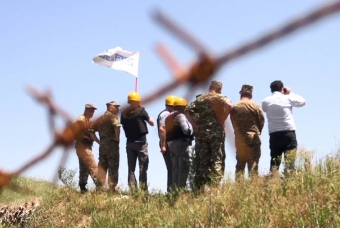 OSCE Mission to conduct ceasefire monitoring on Artsakh-Azerbaijan line of contact