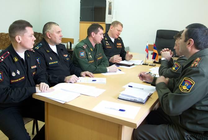 Обсуждены вопросы обмена информацией в военной сфере