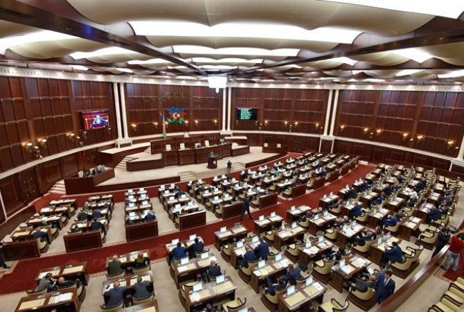 Early election of parliament set for February 2, 2020 in Azerbaijan