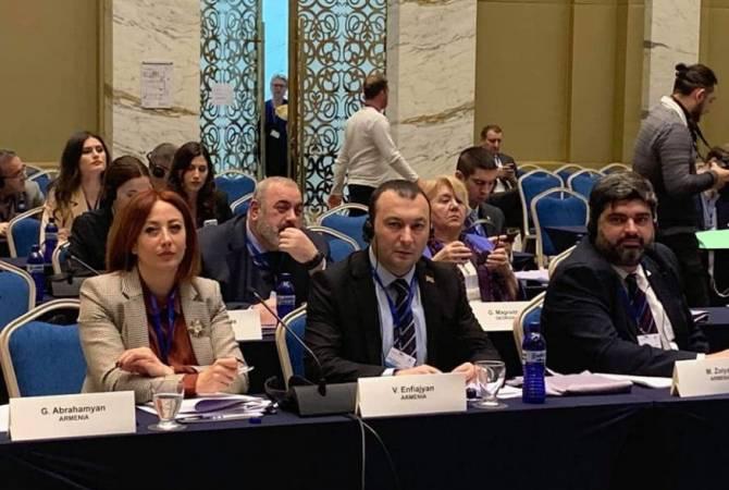 Заседания комиссий ПА Евронест в 2020 году пройдут в Армении