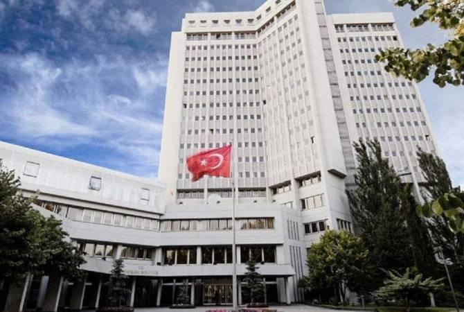 Թուրքիայի ԱԳ նախարարությունն արձագանքել է ԱՄՆ Սենատում Հայոց ցեղասպանության ճանաչմանը