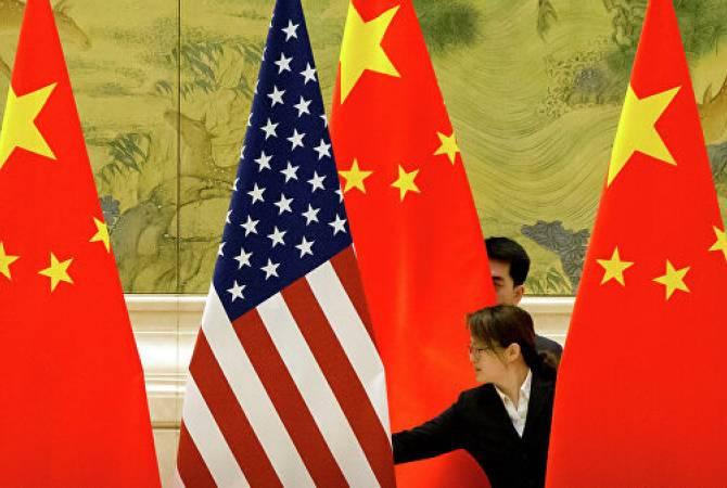 Չինաստանի ԱԳՆ-ն առայժմ չի հավաստել ԱՄՆ-ի հետ գործարքի կնքման հնարավորությունը