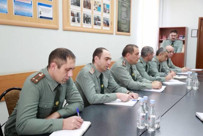 ՀՀ ԶՈՒ-ն ամփոփել է զորքերի ծառայության վարչության կատարած աշխատանքները