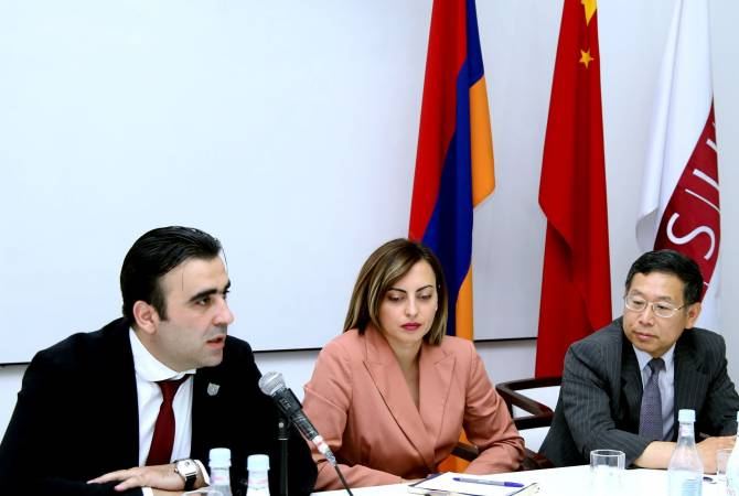Deepening of political relations with China is necessity – Armenian political scientist