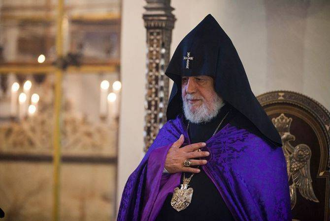 Armenian Diocese of Baltic states established by Patriarchal Epistle