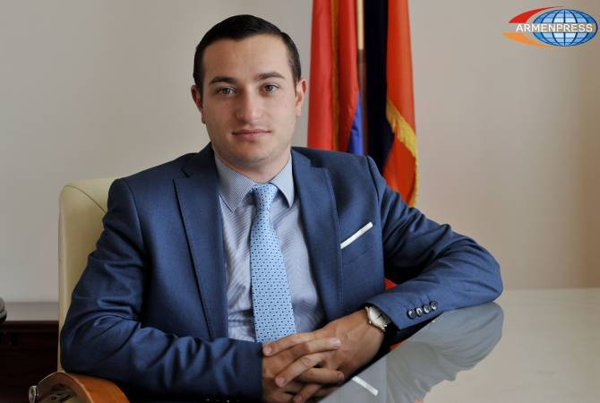 Armenian MP expresses solidarity with former MEP from Cyprus currently wanted by Azerbaijan