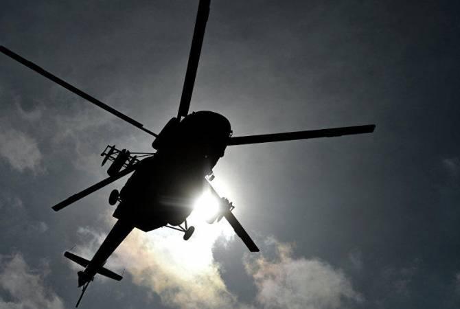 В Афганистане ракета попала в военный вертолет