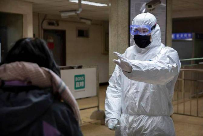 Armenia ramps-up border screenings, issues notification to prevent coronavirus