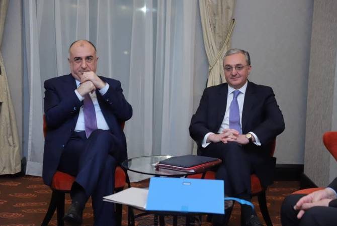 Armenian and Azerbaijani FMs to meet in Geneva