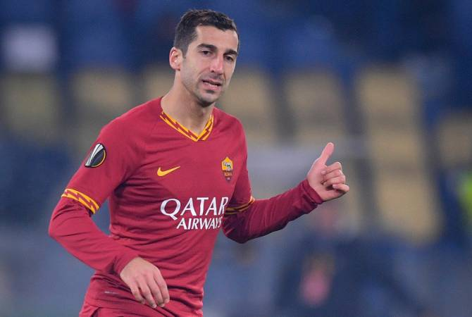 The Sun: Henrikh Mkhitaryan could return to Arsenal in summer
