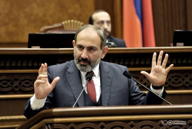 Пашинян опроверг спекуляции вокруг вопроса об урегулировании нагорно-карабахского конфликта
