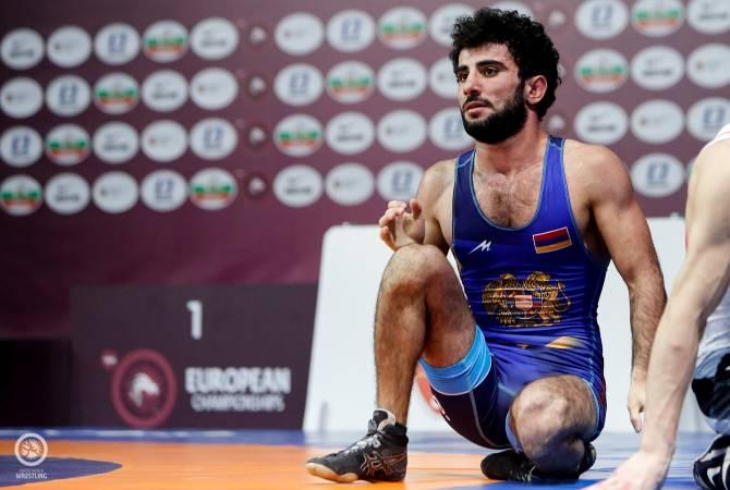 Геворг Гарибян удостоился золотой медали Чемпионата Европы