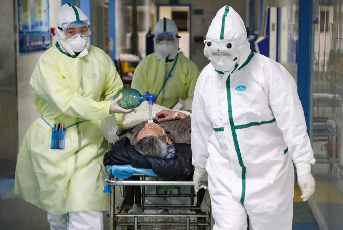 Over 1,700 Chinese medics infected with coronavirus