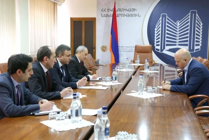 ЕБРР примет участие в работах инвестфорума Армения-ЕС