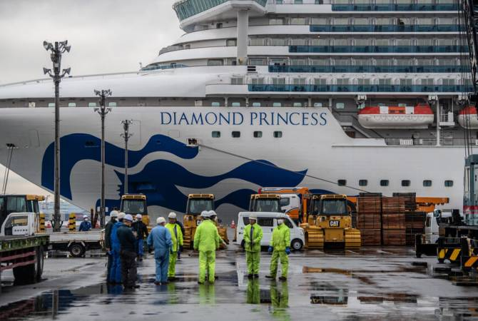 Diamond Princess հանրանավից տարահանված 14 ամերիկացիների մոտ կորոնավիրուս Է հայտնաբերվել