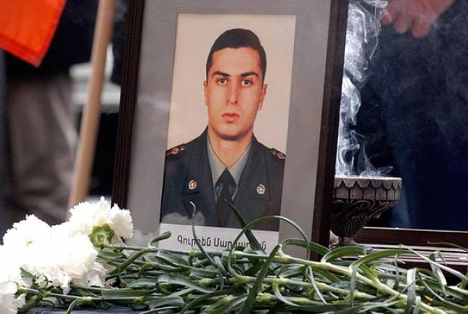 ECHR verdict on Gurgen Margaryan's murder case expected to be released in March