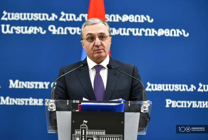 'Armenia works very closely with neighboring friendly Iran': FM comments on spread of 