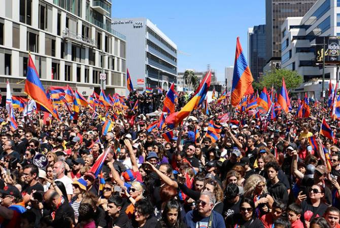 March for justice, protest: Armenian community of LA to mark 105th anniversary of Genocide