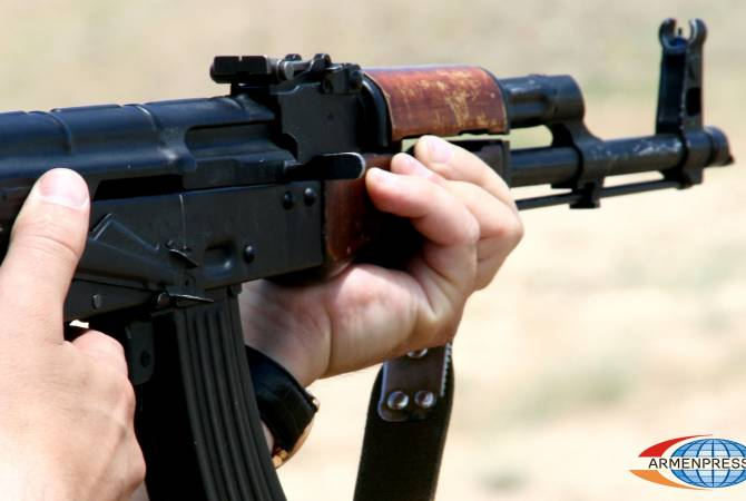Противник обстрелял село Коти