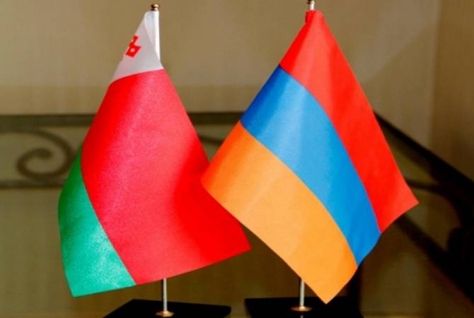 Armenia interested in cooperation with Belarus in high technology
