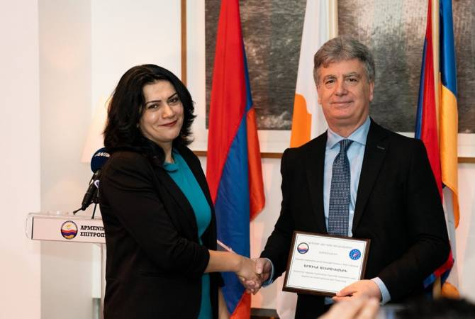 Circle of Friendship with Artsakh established in Cyprus