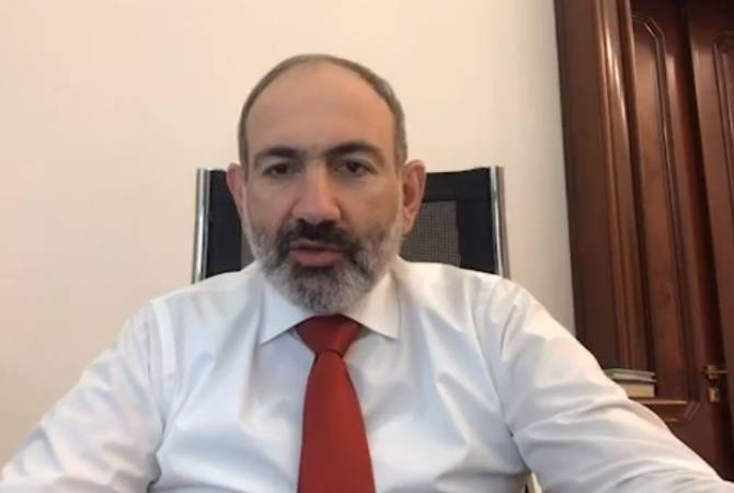 Pashinyan says Armenia's financial system is strong and stable