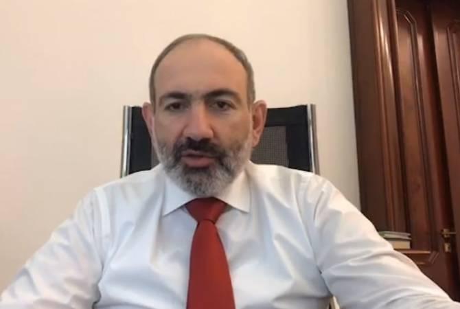 Пашинян не видит проблем с финансовым рынком