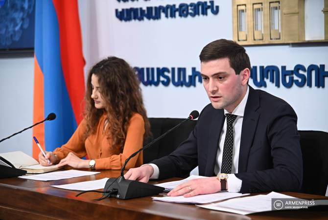 Ministry of Territorial Administration and Infrastructure news briefing