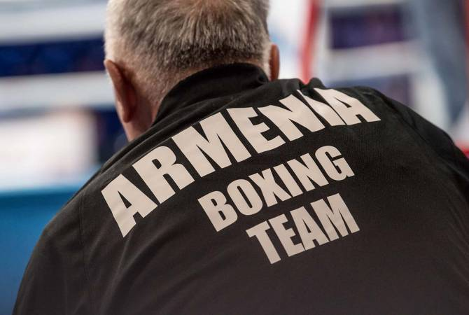Armenian boxer infected with novel coronavirus