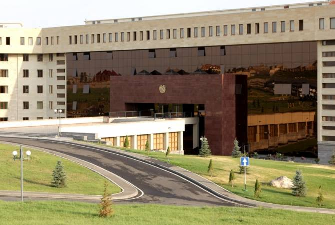 5 Armenian soldiers infected with coronavirus feel well