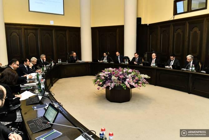 АРМЕНИЯ: Правительство Армении сотрудникам ряда сфер окажет непосредственное финансовое содействие