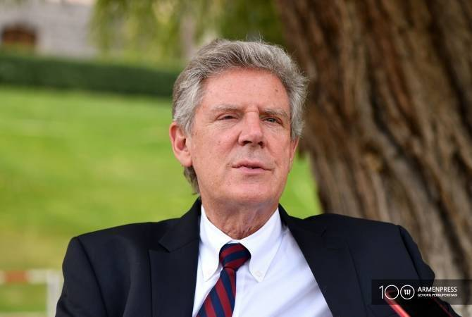 Congressman Frank Pallone calls for immediate suspension of military aid to Azerbaijan