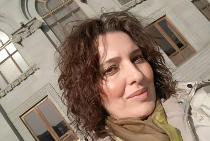 Скончалась певица хора армянского театра оперы и балета Анна Сардарян