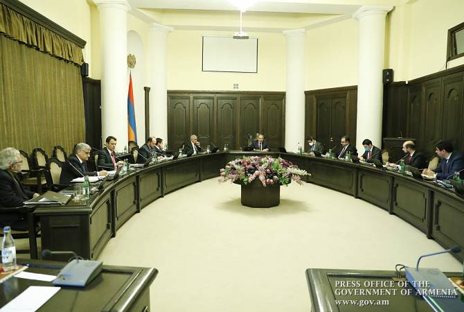 В правительстве обсуждены шаги по стимуляции инвестиционной политики