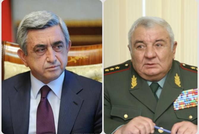 Серж Саргсян и Юрий Хачатуров приглашены на заседание Следственной комиссии НС