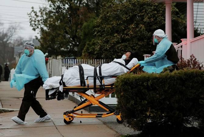 COVID-19: число заразившихся в США превысило 400 тысяч человек: ПОСЛЕДНИЕ ДАННЫЕ