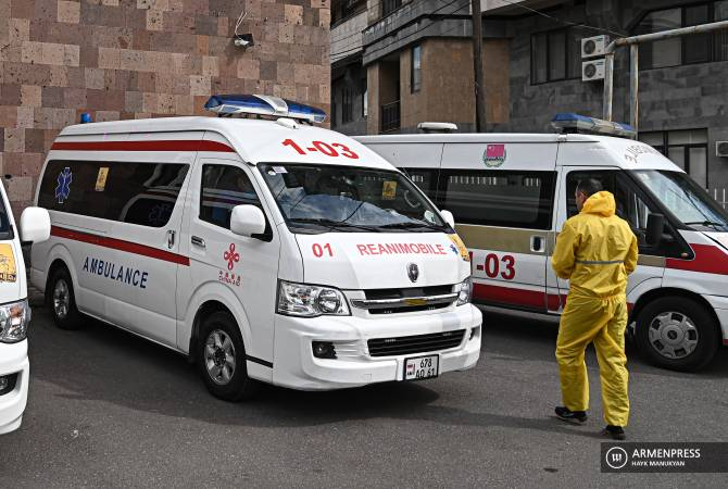 Armenia reports 29 coronavirus cases in 24 hours