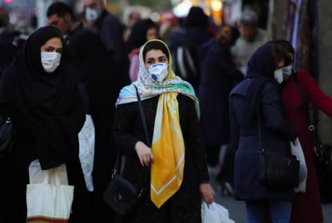 В Иране 3 643 заразившихся коронавирусом находятся в тяжелом состоянии