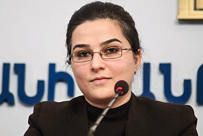 Armenia MFA spokesperson comments on Azerbaijan's reaction to elections held in Artsakh