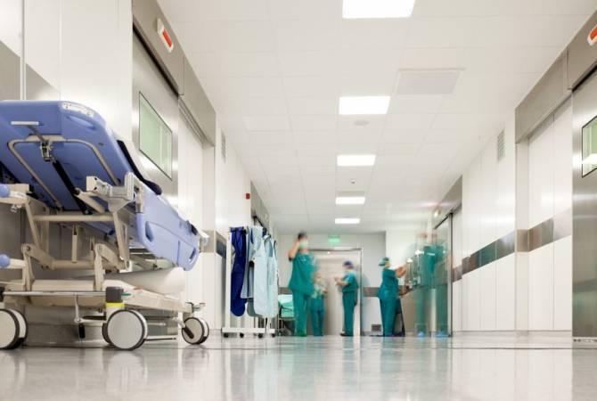 В Гюмрийской инфекционной клинике увеличилось число пациентов