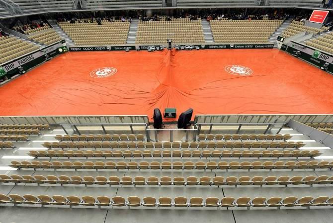 Roland Garros может быть проведен без зрителей