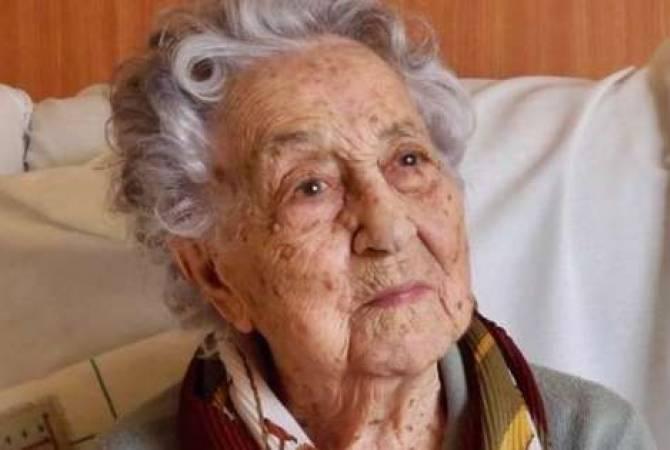 Самая пожилая жительница Испании вылечилась от COVID-19