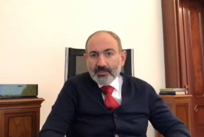 Pashinyan on coronavirus measures