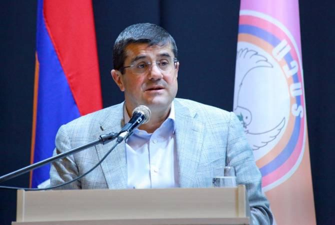 Араик Арутюнян сообщил о кадровых назначениях