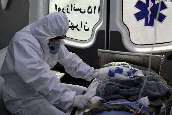 В Иране за сутки выявили 1958 новых случаев коронавируса