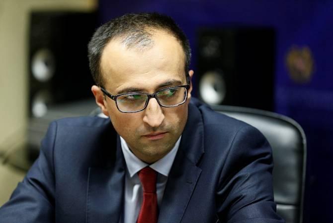 Armenia Healthcare Minister self-quarantined pending test result