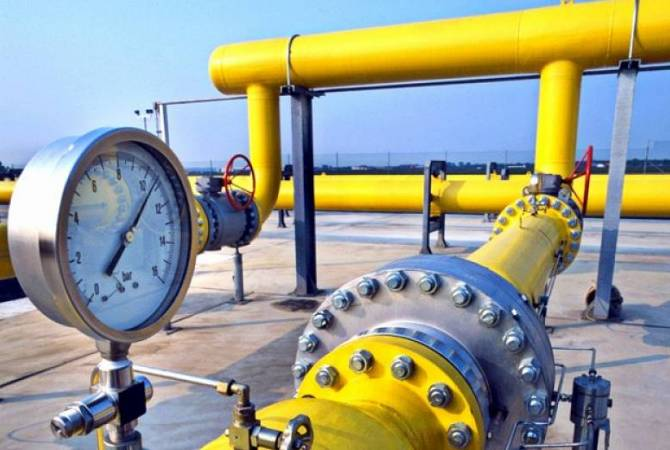 Armenian PM touches upon necessity on forming single gas market in EAEU