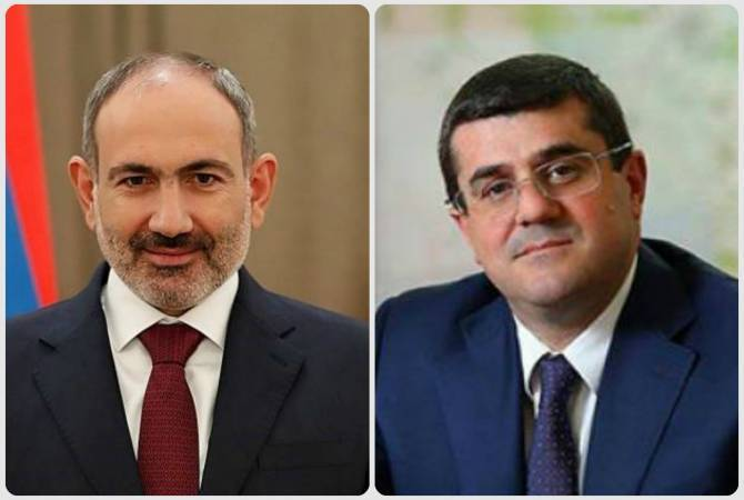 PM Pashinyan to attend swearing-in ceremony of newly elected President of Artsakh