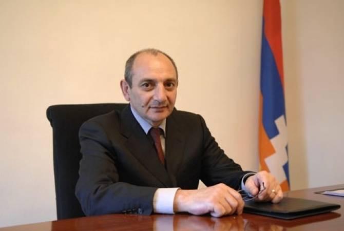 Президент Республики Арцах подписал ряд законов