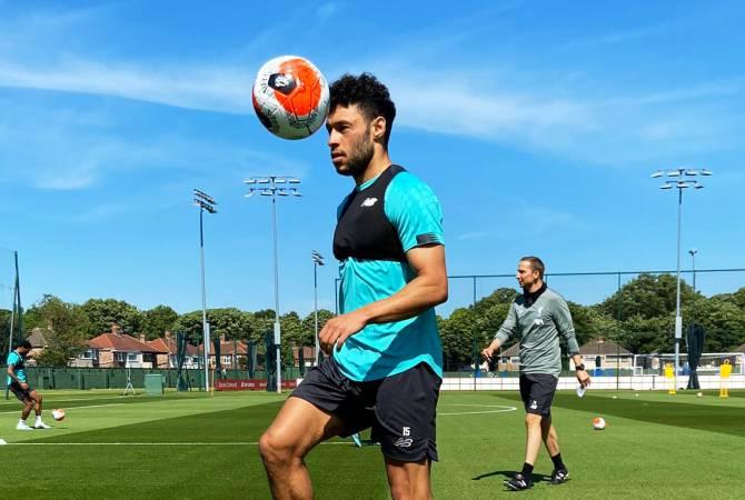«Ливерпуль» вернулся к тренировкам на базе клуба